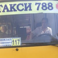 В Одессе девушку пытались выгнать из маршрутки за «телячу мову»