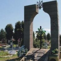 В Польше обломки памятника воинам УПА использовали в качестве материала для ремонта дорог